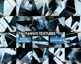Icon Texture Pack #2: Cold Arms by fawngeneva