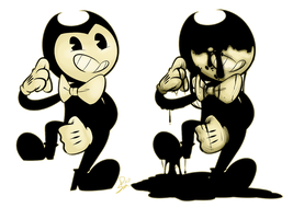 Bendy by DinoSam