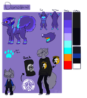 New Dono Ref by DrunkDOGS