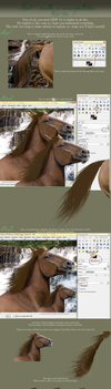 how to make a horse manip 3. by BaukjeSpirit
