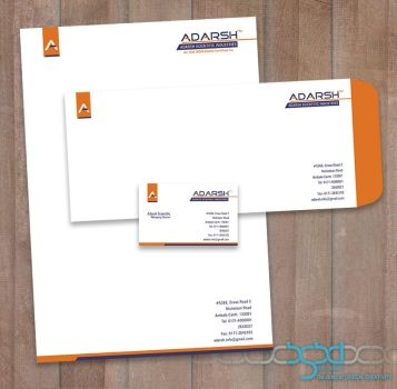 Adarsh Stationary by bsbirdi