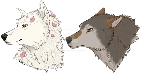 Comm - Snick-n-snee - Posey and Lyric by Rehensin