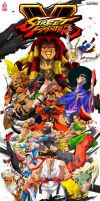 Street Fighter V v2 by ZehB