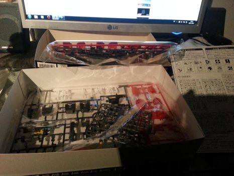 Humble beginnings: RX-77D Guncannon Mass Productio by Heretic1311