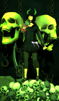 Death Master by BoopleSoup
