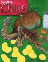 Octopus by Lapaka