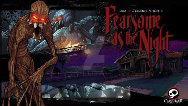 Fearsome as the Night - Kickstarter by JeremyTreece