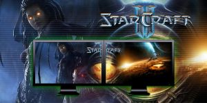 Wallpaper StarCraft 2 by blackbeast
