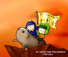 Craig and Kyle by SouthParkPhilosopher
