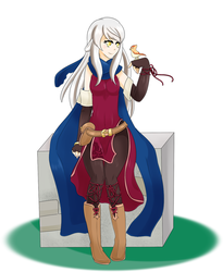 Micaiah by Watery21