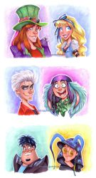 Mad T Party by briannacherrygarcia