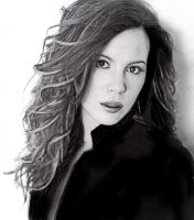 Kate Beckinsale by x-Rommie-x
