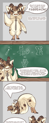 Fabremon Guide [closed species] by wolvesstrife