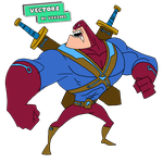 Quest from World of Quest Vector (Updated) by Vex2001