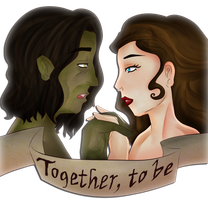Toghether Rumbelle by je-xan