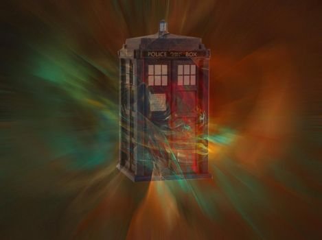TARDIS Zoom by derail-the-train