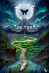 The Moon by SylviaRitter