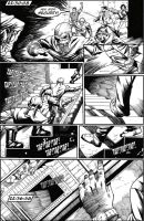 Life-Time #1 Pg 9 by Alf-Alpha