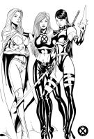 Charlie's  Angels by RodneyCJacobsen