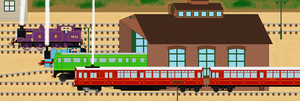 The Harwick Branch engines by RyanBrony765