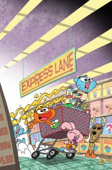 GUMBALL COVER by JayFosgitt