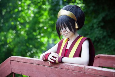 Toph Bei Fong - I miss you by TophWei