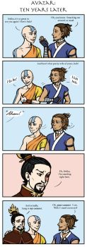 Avatar: 10 Years Later by foxysquid