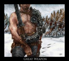 The Great Weapon by Stormcrow135