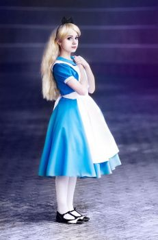 alice in wonderland by Perevinkl