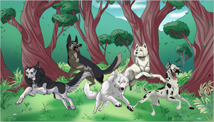 -Ginga Collab- by SaskedieJagerin