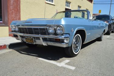 1965 Chevrolet Impala Convertible VIII by Brooklyn47