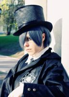 Ciel Phantomhive: School by MilordCiel