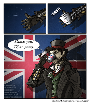 The British Assassin! by DarthDestruktor