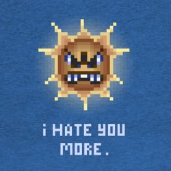 Angry Sun Hate by likelikes