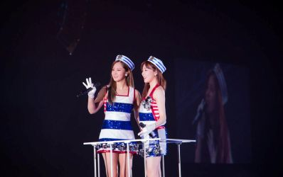 Yuri and Tiffany 3rd Japan Tour by iloveyou1989