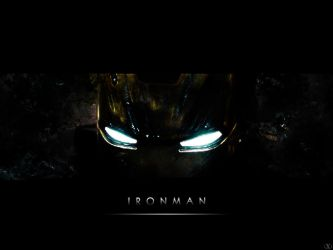 Iron Man Wallpaper by XaliberDeathlock