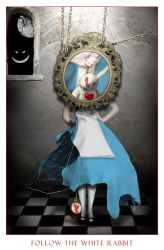 F ollow the white rabbit by Sylph-Art