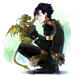 Toothless {Human!Toothless x Reader} by smiles-suit-you on DeviantArt