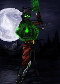 Ermac by DJFry