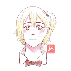 Yachi by shinatarou