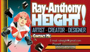 Business Card Update by RAHeight2002-2012