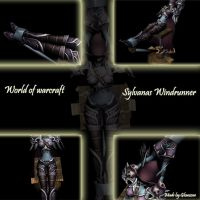 Sylvanas Extended Collection by Glowzone