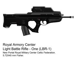 Royal Armory Center LBR-1 by Broadshore