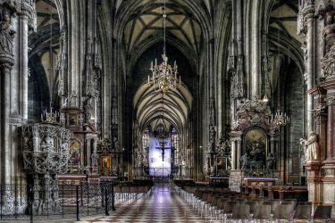 St. Stephen's Cathedral by MisterKrababbel