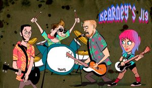 Meggy band by Makinita