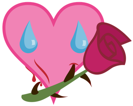 Green Rose's Cutie Mark [Request] by Lahirien