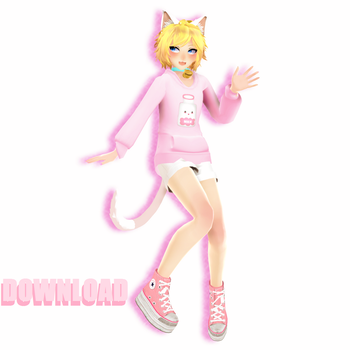 [MMD] Miru Kiti - Download by Shurimine