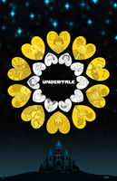Undertale Poster by BeckHop