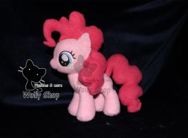 Pinkie Pie Filly by Vegeto-UchihaPortgas