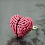 I heart brains ring by beatblack